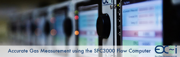 Accurate Gas Measurement using the SFC3000 Flow Computer