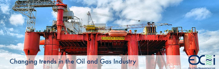 Changing trends in the Oil and Gas Industry