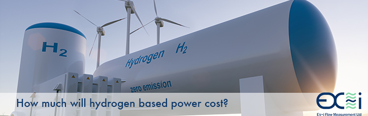How much will hydrogen based power cost?