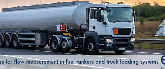 The uses for flow measurement in fuel tankers and truck loading systems